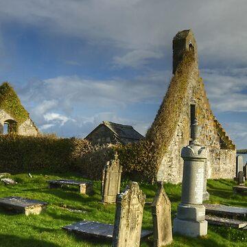 Balnakeil Church by VoluntaryRanger