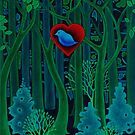 Heart of the Forest by Manter Bolen