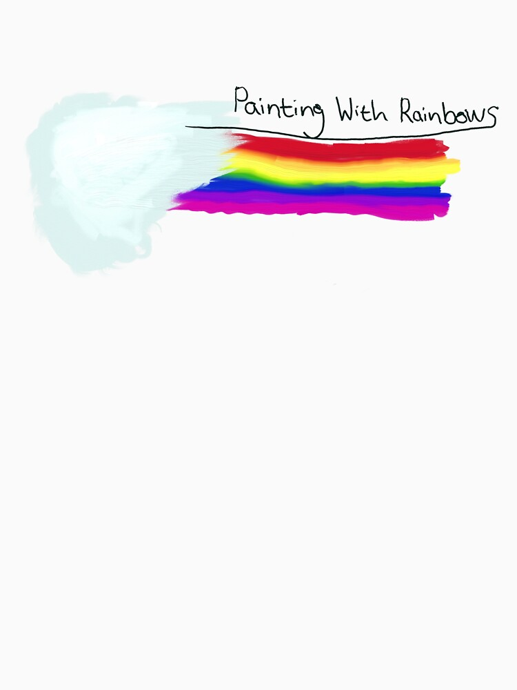 Painting With Rainbows by johncox88