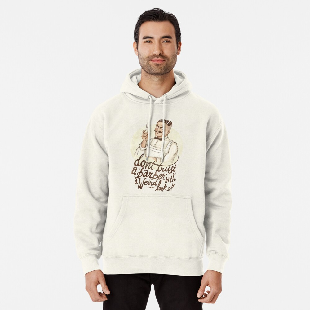 The Barber Pullover Hoodie