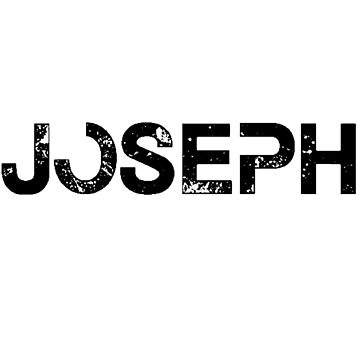 Joseph by Shalomjoy