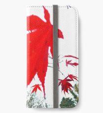 Acer Leaf. Grasmere. iPhone Wallet/Case/Skin