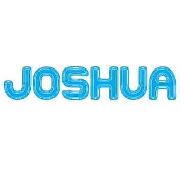 Joshua by Shalomjoy