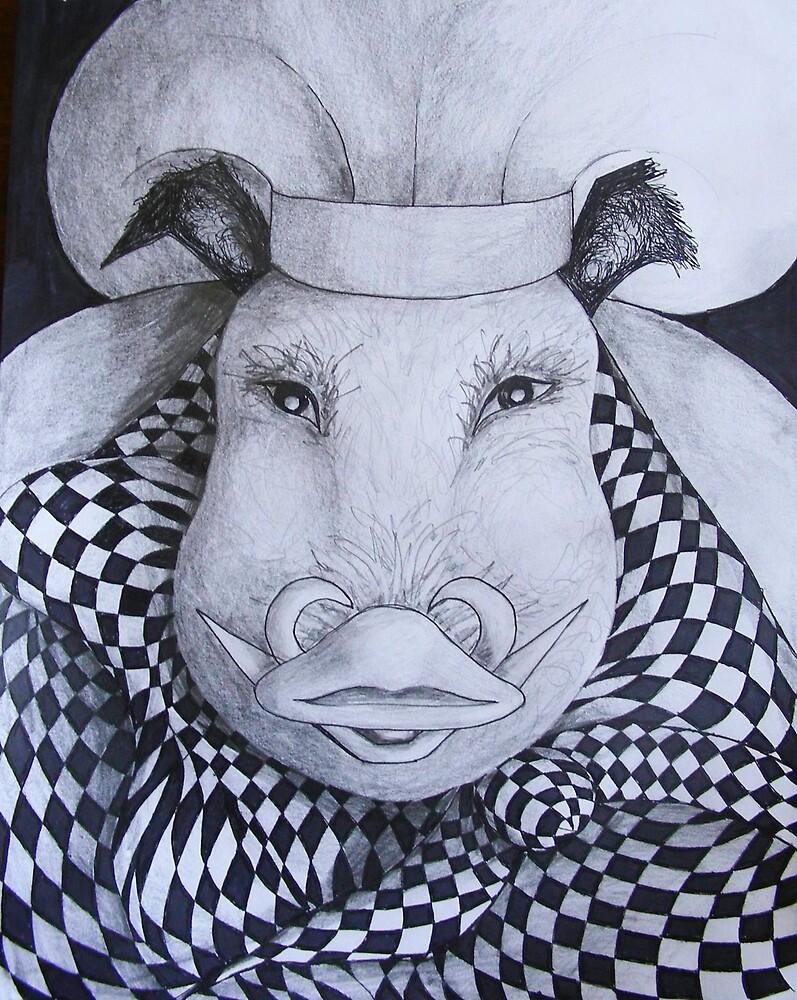 pig by Phyllis Dixon