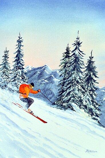 Skifahren - Der klare Führer von bill holkham