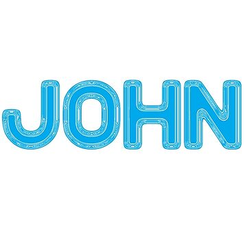 John by Shalomjoy