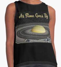 As Time Goes By Contrast Tank