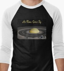 As Time Goes By Men's Baseball ¾ T-Shirt