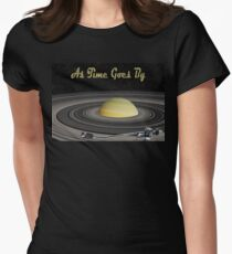 As Time Goes By Women's Fitted T-Shirt