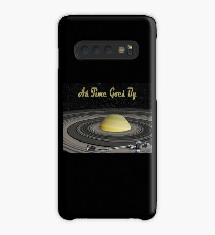 As Time Goes By Case/Skin for Samsung Galaxy