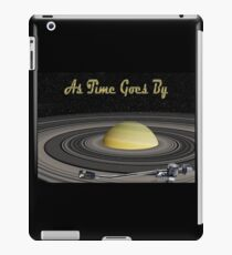 As Time Goes By iPad Case/Skin