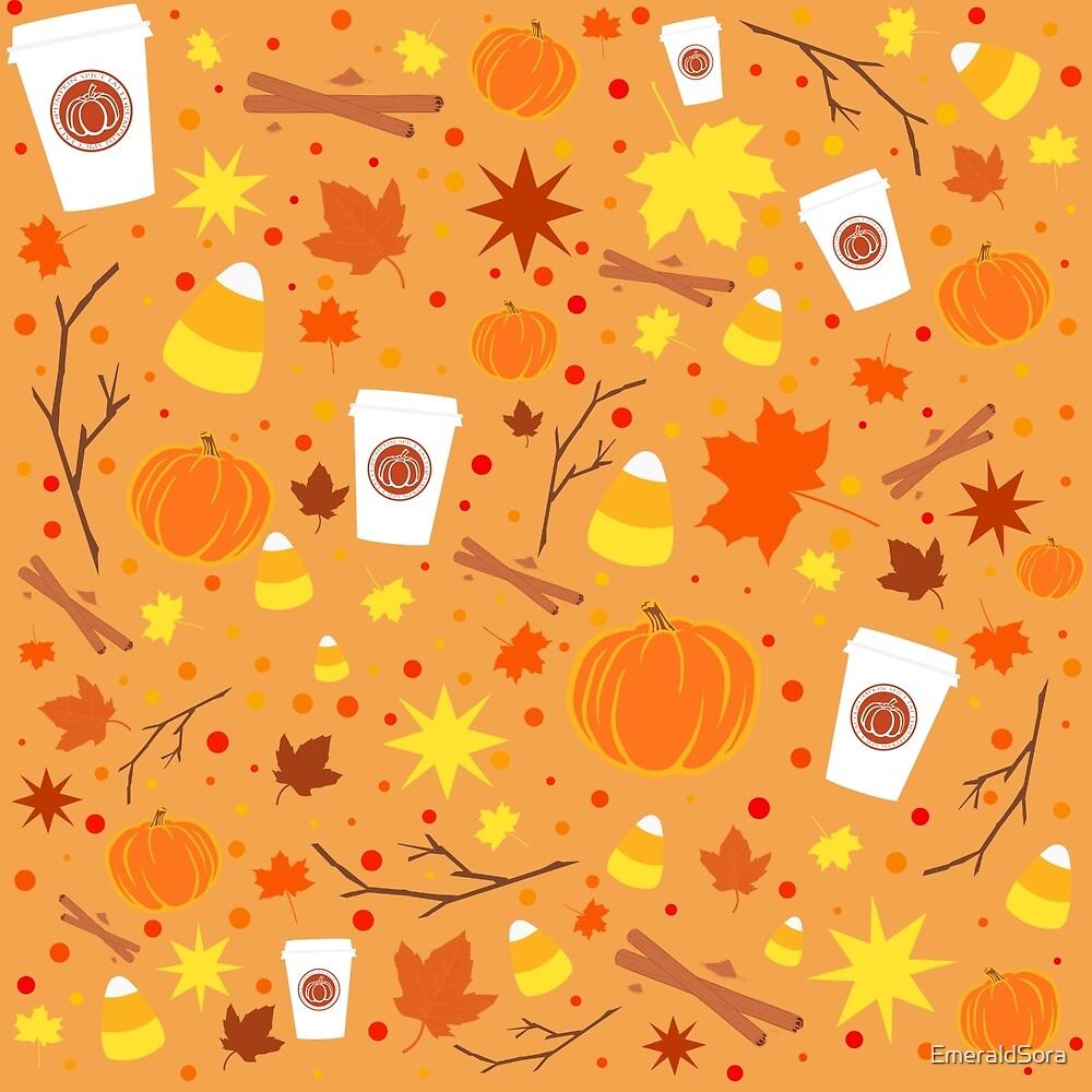 Pumpkin Spice by EmeraldSora