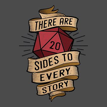 20 sides to every story by ninthstreet