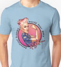 PINK BEAUTIFUL TRAUMA Unisex T-Shirt