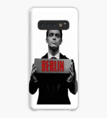 Berlin - Casa de Papel Case/Skin for Samsung Galaxy