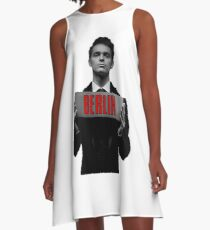 Berlin - Casa de Papel A-Line Dress