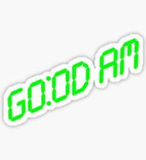 Mac Miller GO:OD AM Sticker