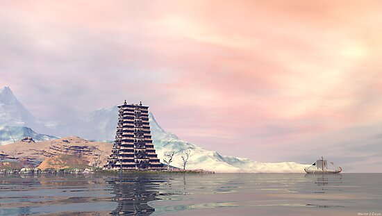 The Great Shrine of the North by Walter Colvin