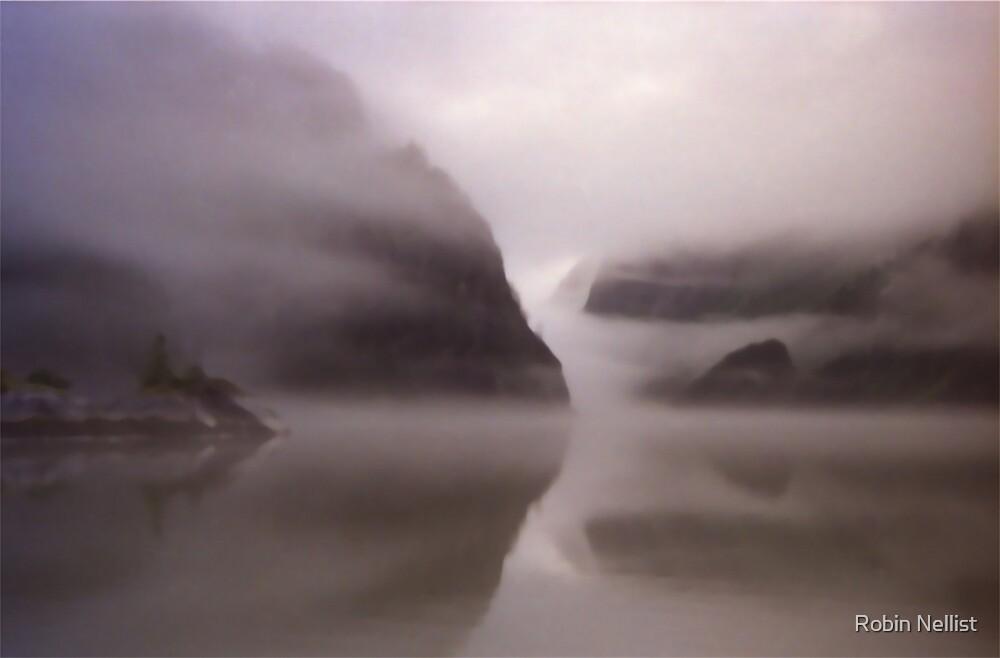 Alaska Mist by Robin Nellist
