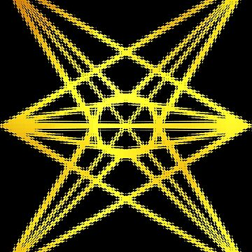Pattern Gold Art Modern by kailukask