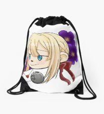 Violet Evergarden Drawstring Bag