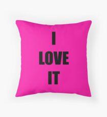 I Love It Floor Pillow