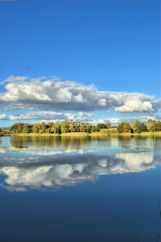 neath lake hdr by zacco