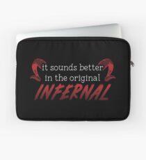 Infernal Laptop Sleeve