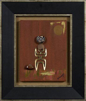 Lone Hawker by Folasayo