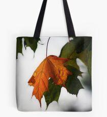 Maple Leaf Tote Bag