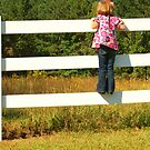 country girl by Tracey Hampton