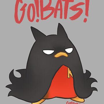 Go!Bats! - Halloween by yolinart