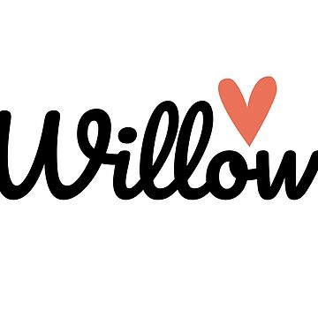 Willow ♥ by Go-Postal