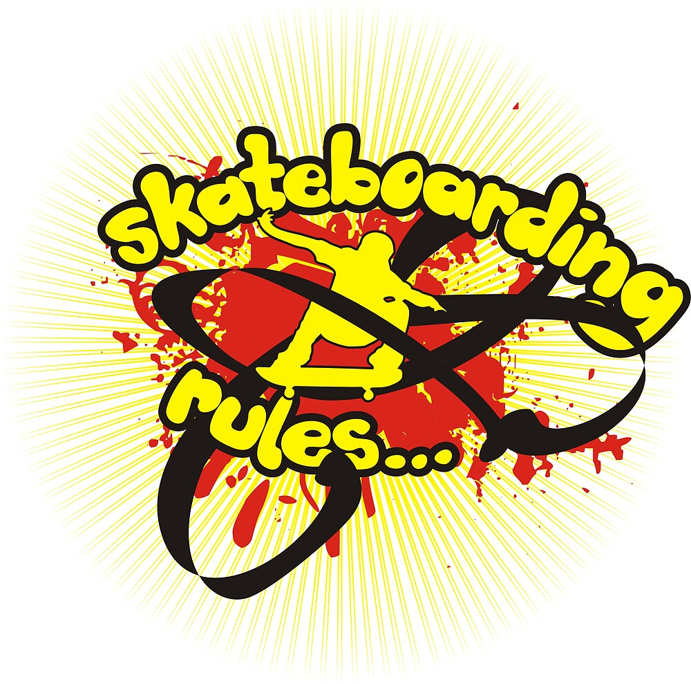 DE_SKATEBOARDING_RULES by june85