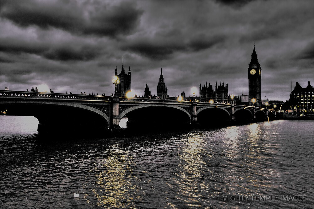 NOT LONDON BRIDGE by MIGHTY TEMPLE IMAGES