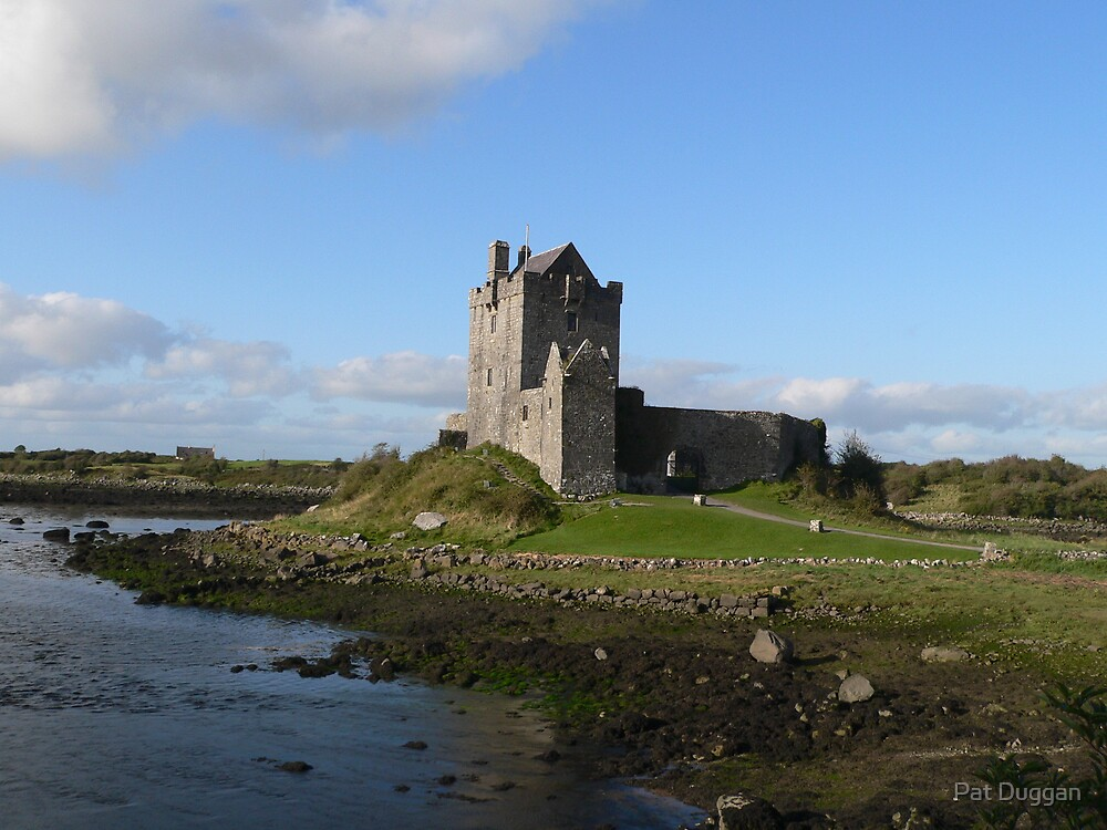 Dunguaire Castle-Kinvara-Co.Galway[Please View Larger] by Pat Duggan