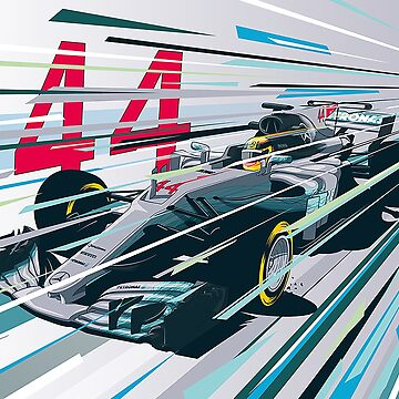 Lewis Hamilton by rubiohiphop