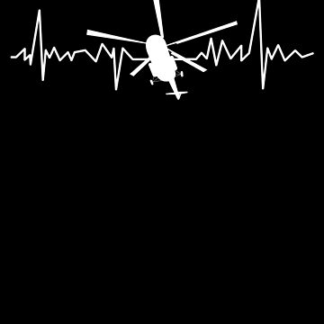 Helicopter pilot heartbeat by playloud