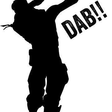 dab black by shirefan