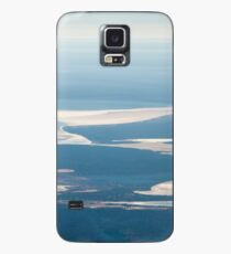 Riverbeds and Saltlakes  Case/Skin for Samsung Galaxy