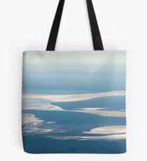 Riverbeds and Saltlakes  Tote Bag