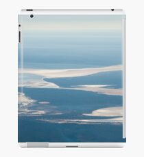 Riverbeds and Saltlakes  iPad Case/Skin