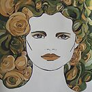 Retro Rose by Robyn Bradshaw