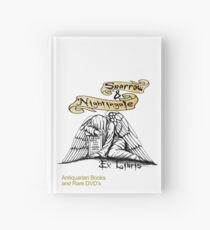 Sparrow And Nightingale  Hardcover Journal