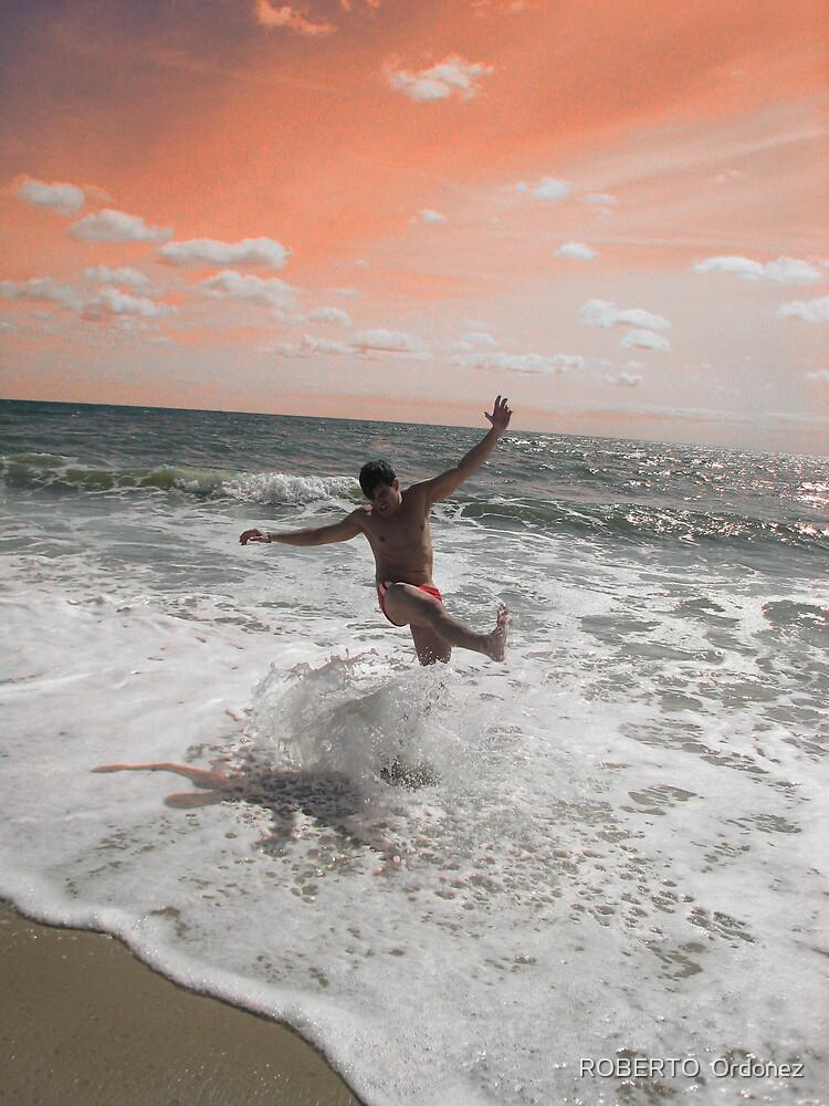 free! by Robert Ordonez