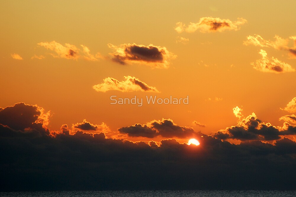 Morning has Broken by Sandy Woolard