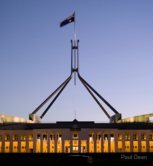 Parliament House by Paul Dean