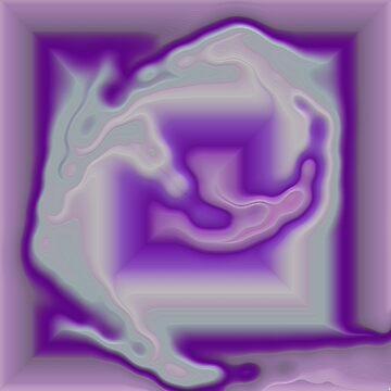 Cloudy purple by TiiaVissak