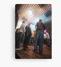 Clubbing Canvas Print