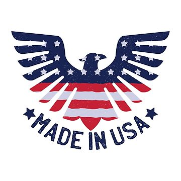 Made In USA by TshirtsUK